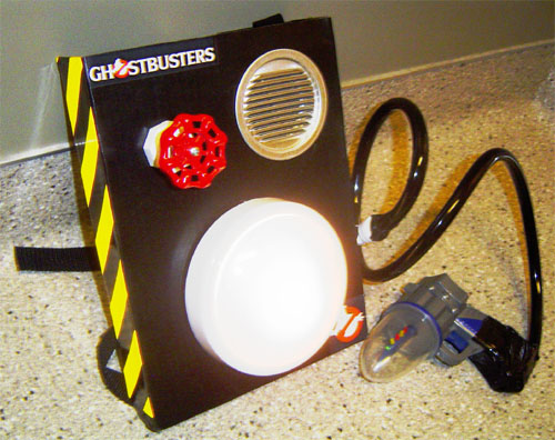 Ghostbusters Proton Pack B 03