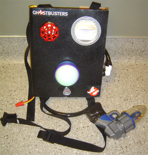 Ghostbusters Proton Pack C 05