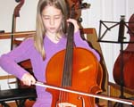 Maddy Cello