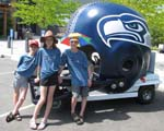 Seahawks Camp