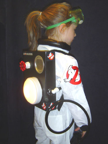 Maddy Ghostbuster